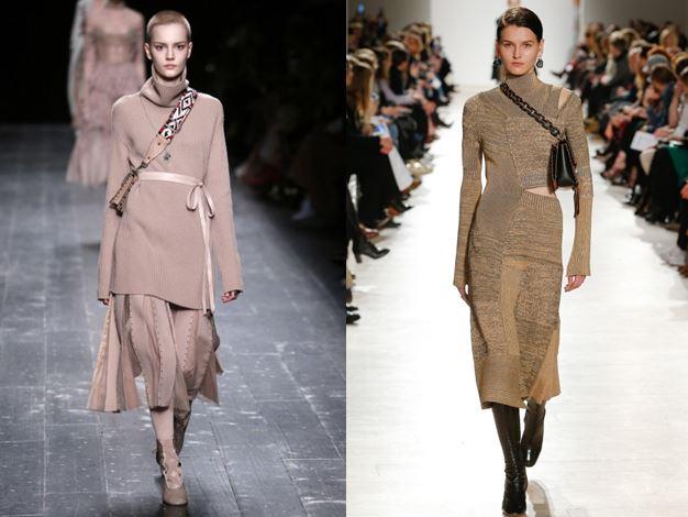 01 Looks de Valentino y Proenza Schouler colección Otoño Invierno 2016