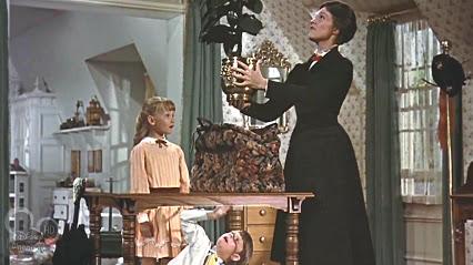 Bolso de Mary Poppins
