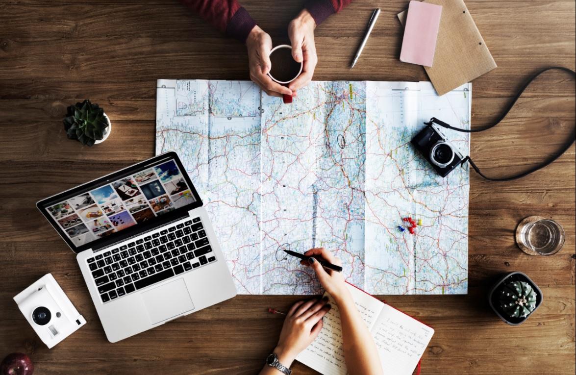 Planear el viaje