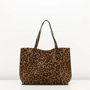 BALIN bolso animal print leopardo de Misako