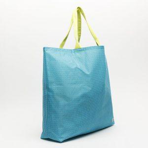 Gota bolso shopper plástico