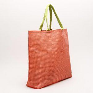 Garot bolso shopper plástico