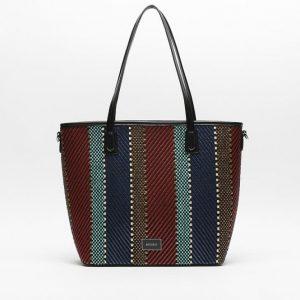 Shopper Rayola - Tendencia estampado tweed
