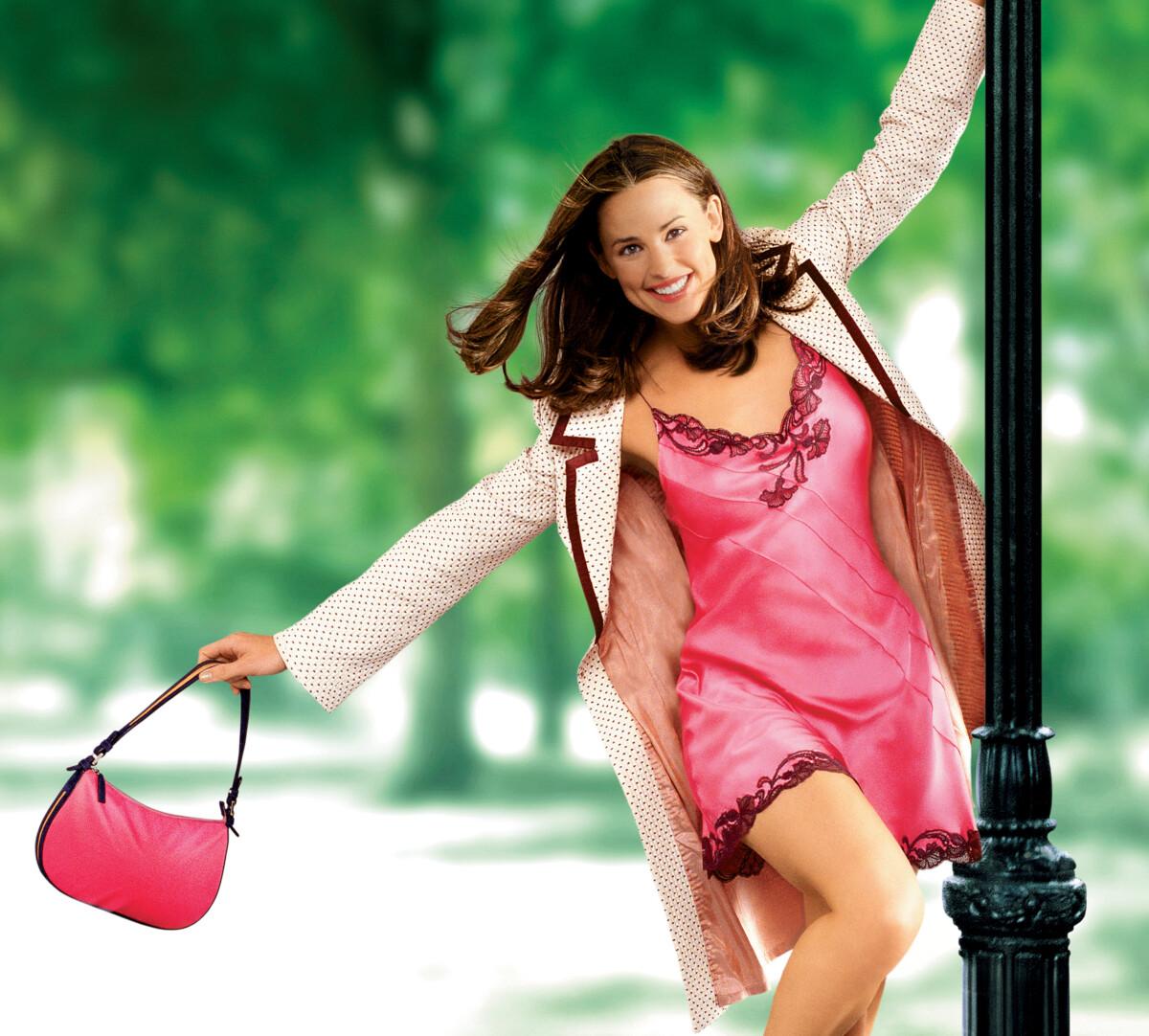 El sueño de mi vida - bolso baguette rosa