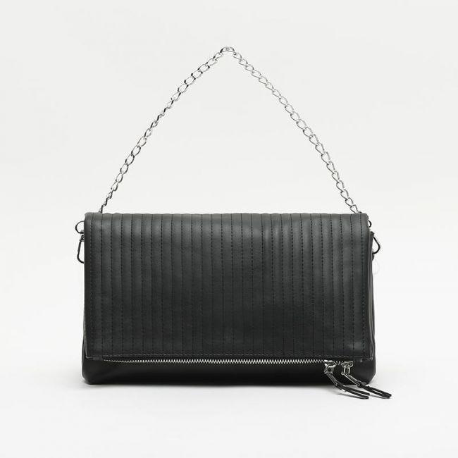 Plisi bolso acolchado de Misako