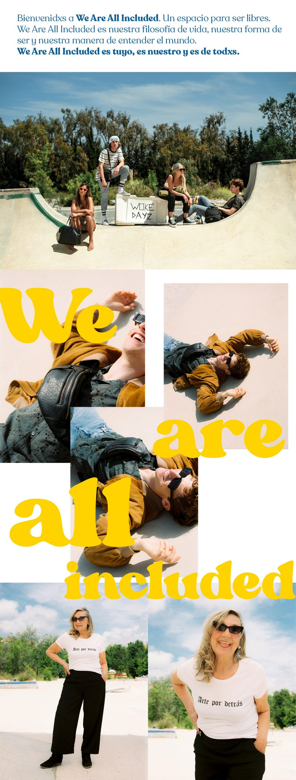 01.We are all included by Misako
